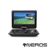 《NEROS》NEROS 9.5吋黑旋風 移動式DVD(2小時版)