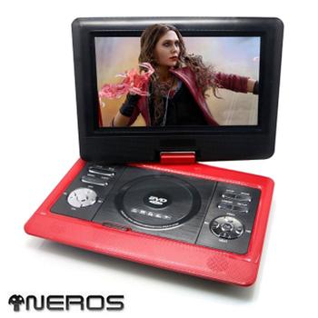 NEROS NEROS【緋紅女巫】10吋 移動式RMVB-DVD(2小時版)