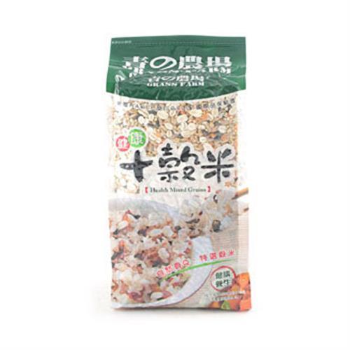青的農場 健康十穀米(1.2kg)