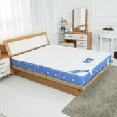 《時尚屋》6尺日式雙布色經典獨立筒彈簧床墊
