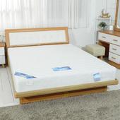 《時尚屋》6尺日式緹花布蓆面獨立筒彈簧床墊