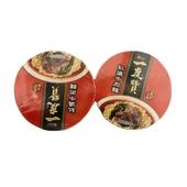《維力》一度贊-紅燒牛肉麵(200gx2碗/組)