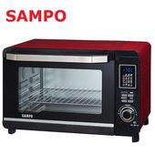 《聲寶SMAPO》微電腦雙溫控烤箱 30L KZ-PC30F