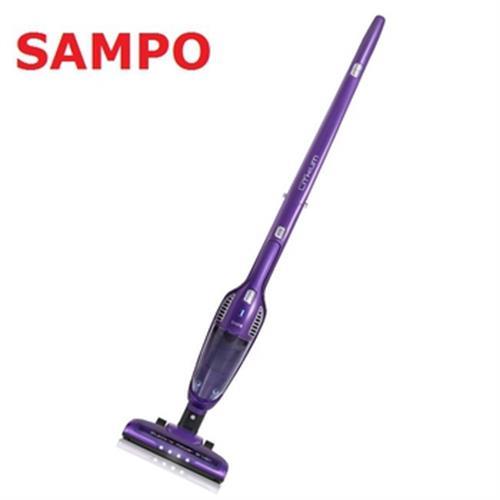 聲寶SMAPO 手持直立兩用吸塵器(鋰電) EC-HC10UGX