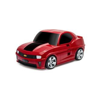 《RIDERS》Chevrolet Camaro-大黃蜂 跑車造型 行李箱/ 玩具箱(紅色)