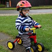 《德國原裝進口PUKY》寶寶平衡滑步車WUTSCH(PUKY紅)