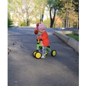 《德國原裝進口PUKY》寶寶平衡滑步車WUTSCH(KIWI綠)