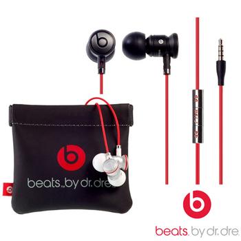 Beats HTC Sensation XE Monster Beats 3.5mm 耳道式 線控耳機(黑)