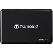 《Transcend創見》RDF9 F9 USB 3.1/3.0 多合一讀卡機(RDF9)