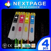 《NEXTPAGE》【台灣榮工】EPSON NO.177 填充式墨水匣 (T177150/T177250/T177350/T177450)