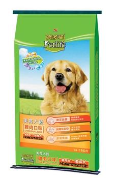寶多福 美食犬餐雞肉口味15kg/包(15kg/包)