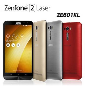 ASUS ZenFone 2 Laser ( ZE601KL ) 6吋八核心4G LTE雙卡機(3G/32G版)(灰)