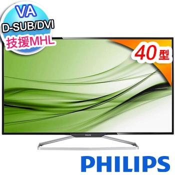 PHILIPS 飛利浦 BDM4065UC 40型 4K2K LED液晶螢幕