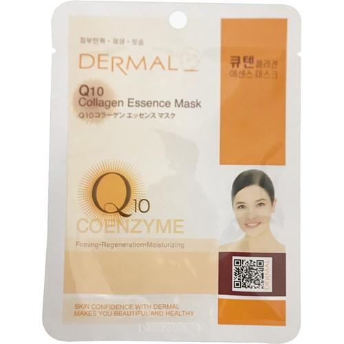 《韓國Dermal》Q10彈性活膚面膜(23g/包)