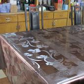 《Homemaker》金屬壓紋桌巾_RN-TC225-A048-C(120cmX137cm)