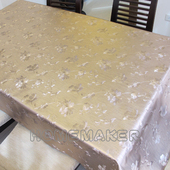 《Homemaker》金屬壓紋桌巾_RN-PW143-026(210cmX137cm)