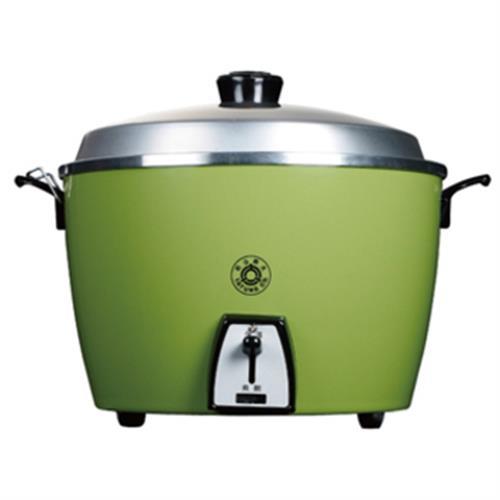大同 10人份電鍋-綠色(不鏽鋼簡配款)TAC-10L-CG