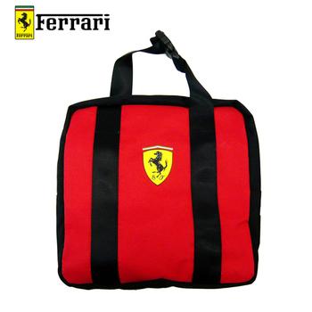 FERRARI 法拉利原廠授權攜車袋(黑紅)