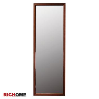 RICHOME 喬安長形壁鏡(蜜色)