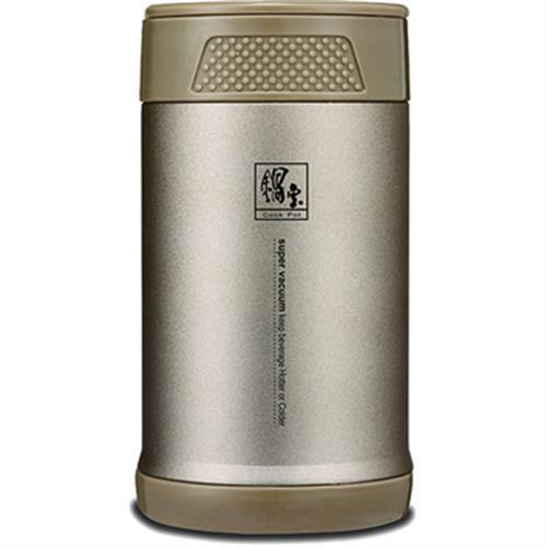 《鍋寶》超真空燜燒杯(800ml 金色)