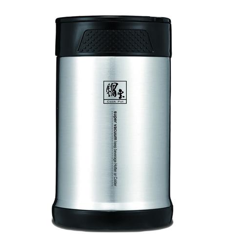 鍋寶 超真空燜燒杯(800ml 銀色)