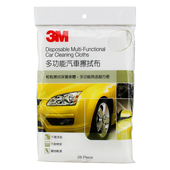 3M多功能汽車擦拭布(PN1013N)