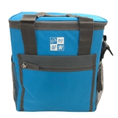 GRIZZLY灰熊保冷袋19L (藍)(GLB-1900B)