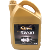 《新金Q》Oils全合成機油5W40 4L(4L/SM)