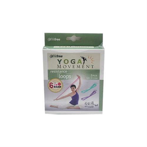 Comefree瑜珈伸展圈(05-CF-81401)