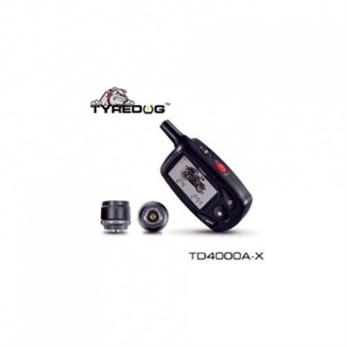 TYREDOG無線胎壓監測胎外式機車版(TD-4000-x)
