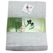 《morino》竹炭浴巾(75*120cm / MO6805 (255g/pc))