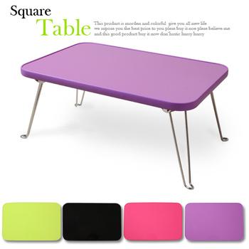 RICHOME 藤原筆記型和室桌-2入(古典紫)
