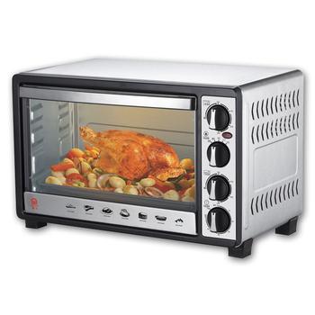 晶工 30L雙溫控不鏽鋼旋風烤箱JK-7300