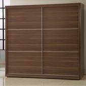 《日本直人木業》wood北歐生活210CM衣櫃