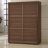 《日本直人木業》wood北歐生活150CM衣櫃