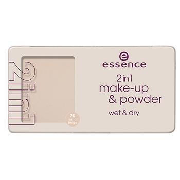 essence 2 in 1兩用粉餅 (6.5g)(20 自然裸色)