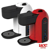 《UCC》ECO-POD Pelica咖啡萃取膠囊機 EP3-TW(早晨紅)