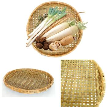 DecoBox 厚竹篩(直徑50公分-1個)