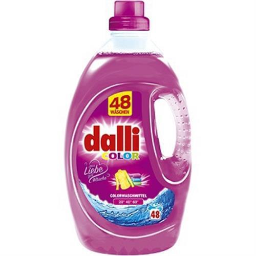 德國dalli 洗衣精-光采護色-2種可選(3.6L)