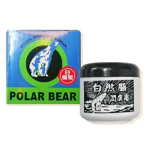 《白熊》潤膚霜45g罐裝