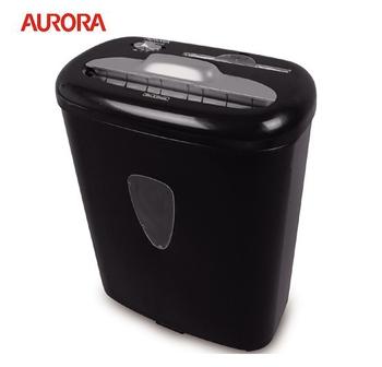 《震旦AURORA》8張碎段式碎紙機 AS800CD(可碎CD/信用卡)