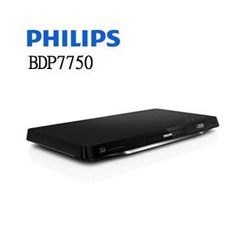 PHILIPS 飛利浦 4K Ultra HD藍光3D播放機 BDP7750