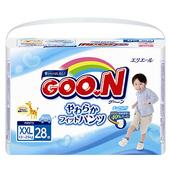 《大王》褲型紙尿褲-男XXL-日本境內版(28片)
