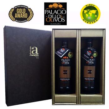 普羅西歐 palacio特級初榨橄欖油高級禮盒(500mlx2)