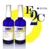 《E2C》TAHITI大溪地 梔子花順髮油(100ml) 2入