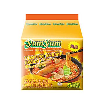 養養YumYum 養養 泰式酸辣濃湯麵(2袋組)(70g*5入/袋)
