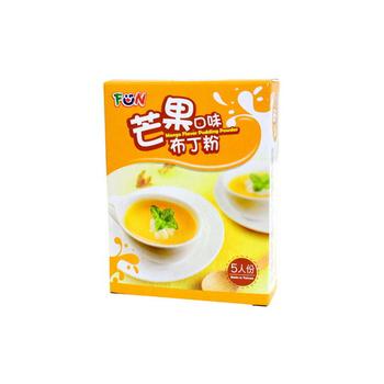 FUN 布丁粉/果凍粉(芒果口味)