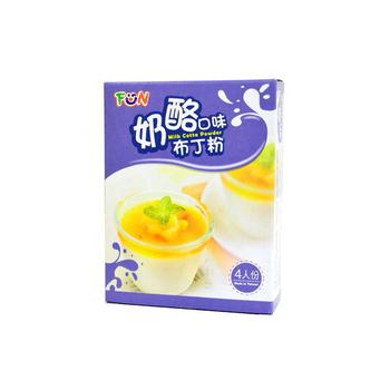 FUN 布丁粉/果凍粉(奶酪口味)