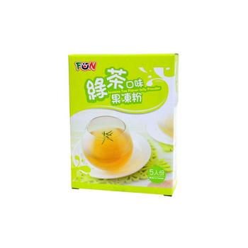 FUN 布丁粉/果凍粉(綠茶口味)