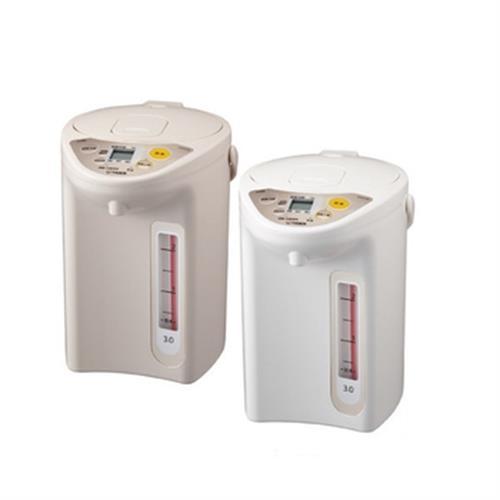 虎牌 4段溫控電氣熱水瓶3.0L PDR-S30R(顏色隨機出貨)